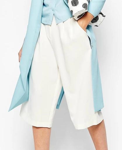 Fashion women's Elegant pants Wide Leg cozy trousers ...