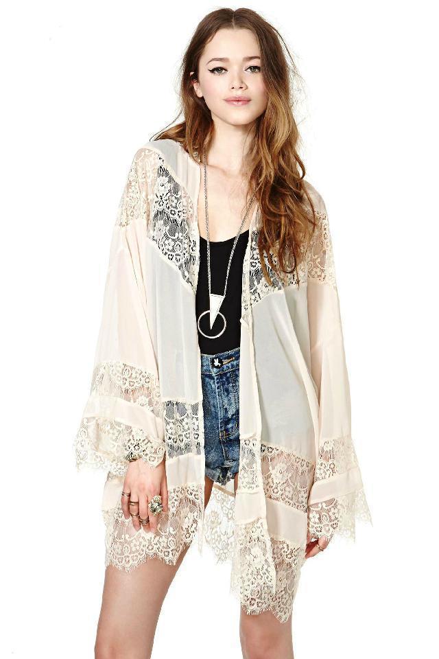 New summer Fashion Ladies' Vintage lace patchwork Phoenix ...