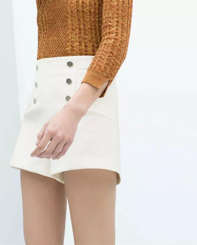 Summer Fashion Women Elegant Side Zipper button pocket ...