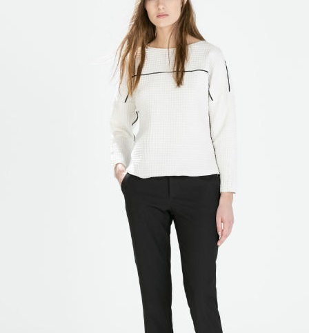 Winter Fashion White sport pullovers for women female ...