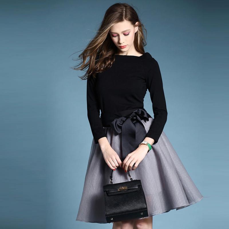 EUROPEAN STYLE New Arrival Fashion Ladies Long Sleeve ...