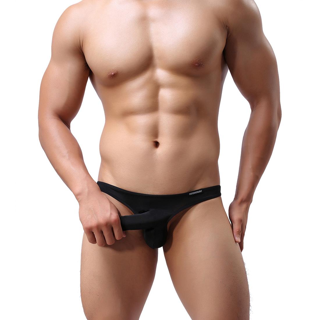 Men's Lingerie Underwear Sexy Bikini Triangle Pants ...