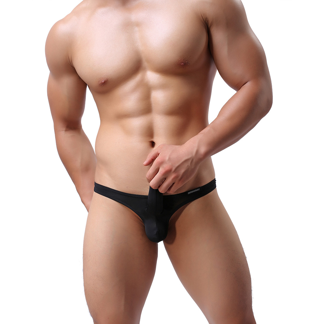 Men's Lingerie Underwear Sexy Bikini Triangle Pants ...