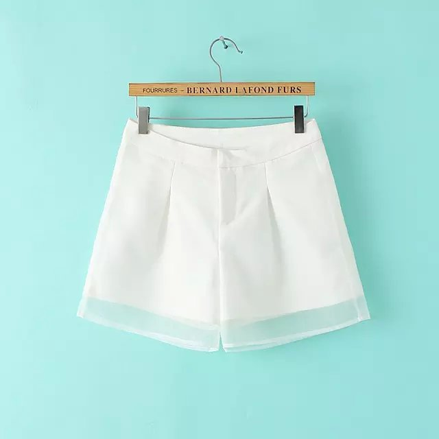 RMG21 Fashion Summer Ladies' elegant Candy Color Organza ...