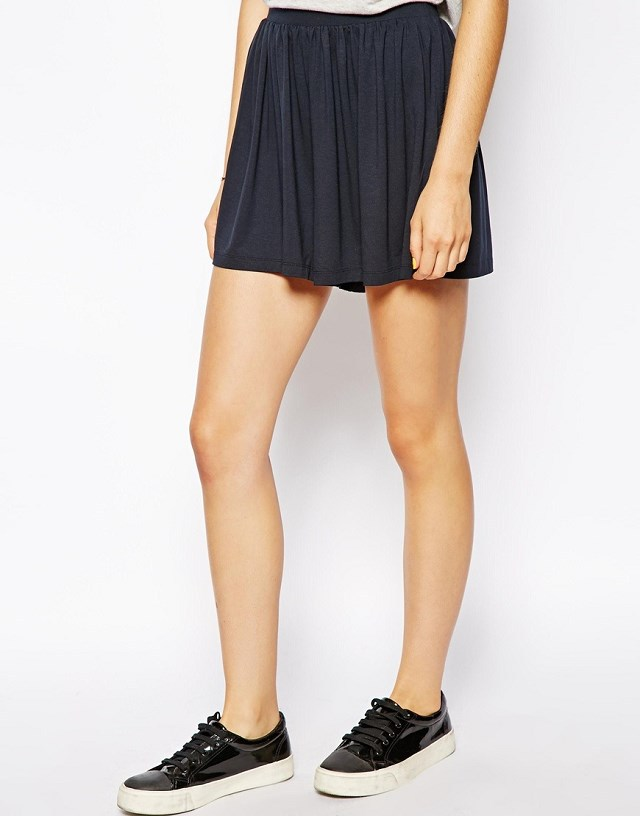 KQ57 Fashion Summer Ladies' elegant elastic waist Ruffle ...