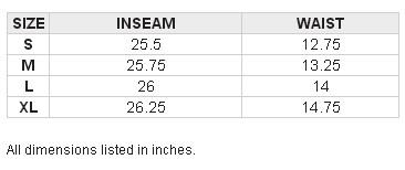 0ce2b97bbca8e Bella 812 Ladies 5.3 oz. Jersey Legging $11.33 - Women's Pants