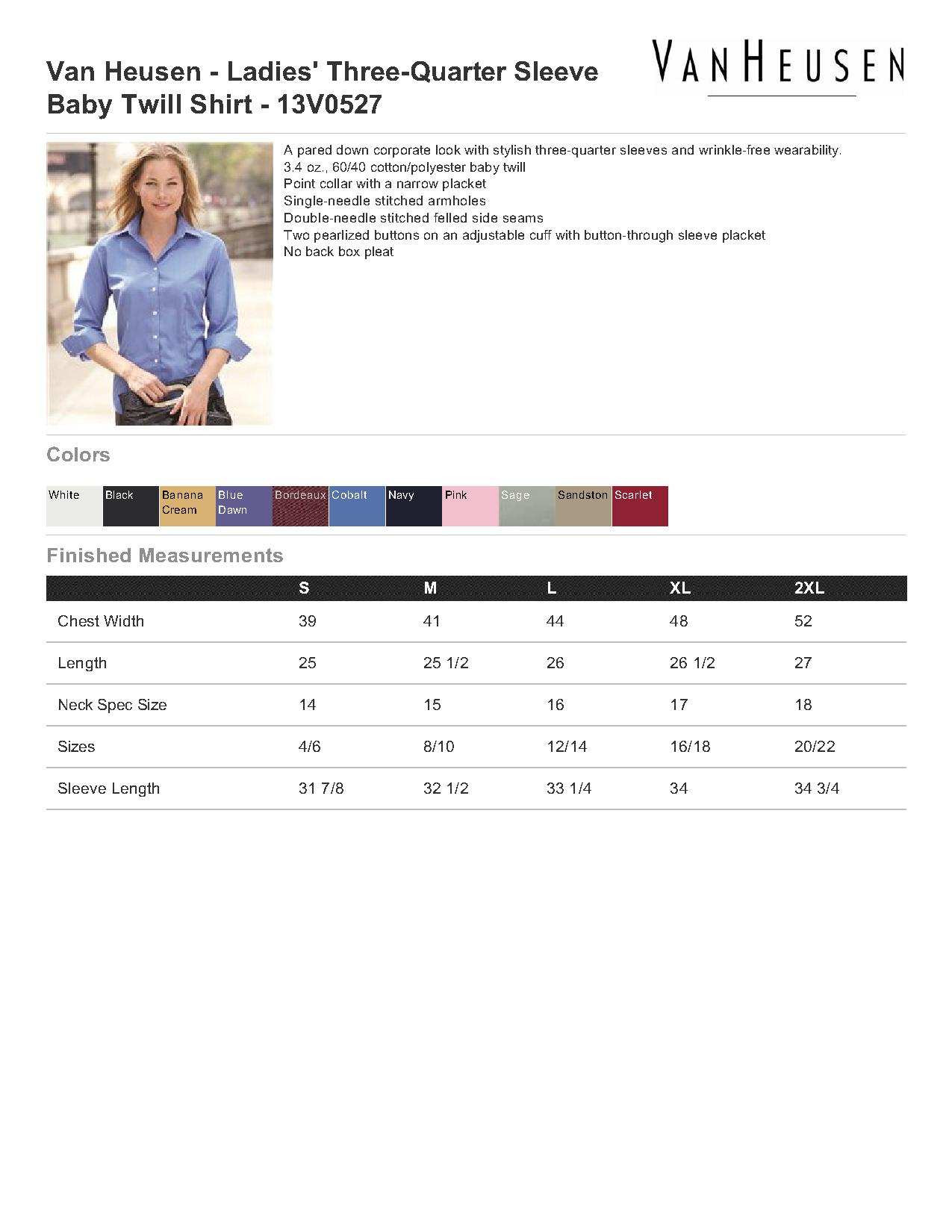 Van Heusen Dress Size Chart Van Heusen Size Chart How To