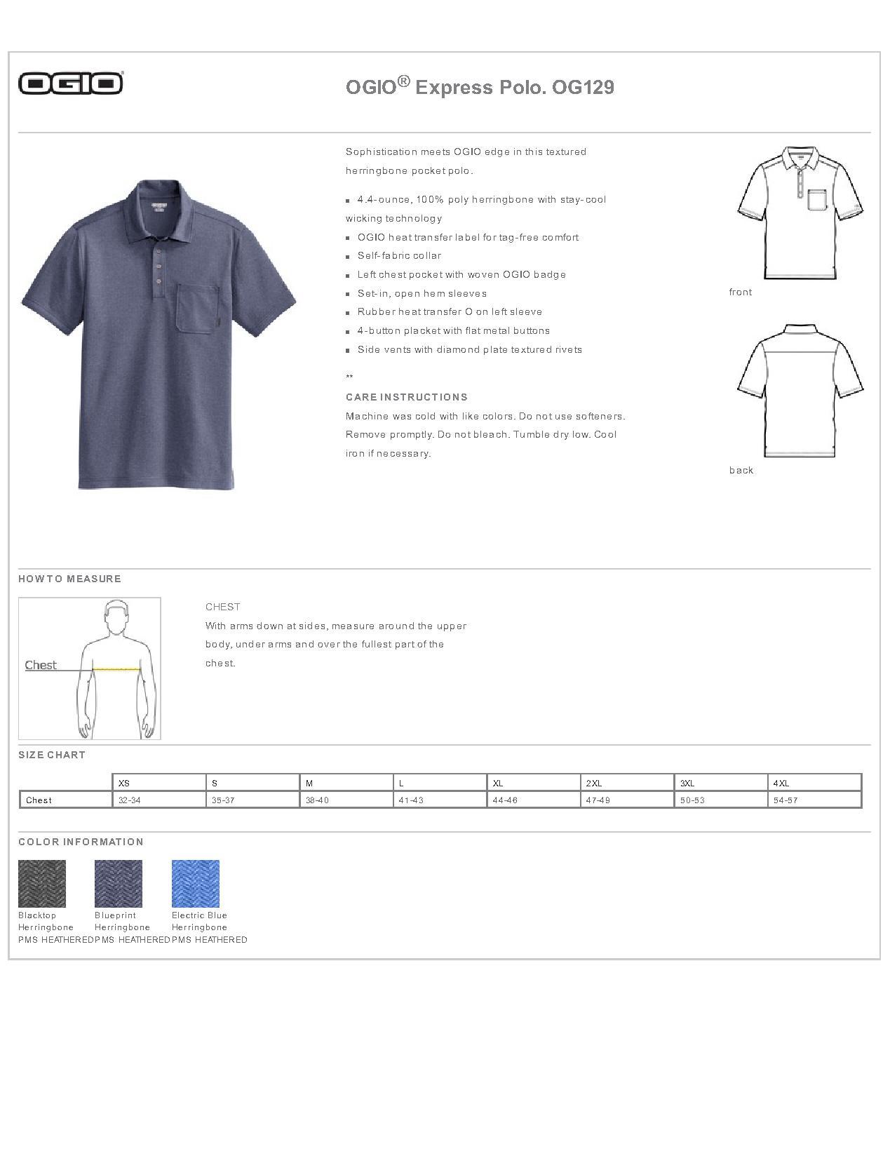Express Mens Dress Shirts Size Chart Top Mode Depot