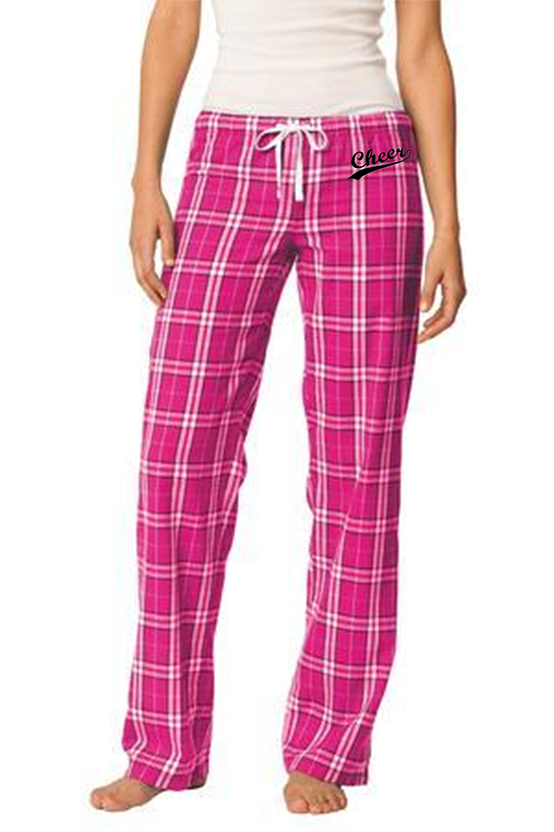 custom design of District - Juniors Flannel Plaid Pant. DT2800