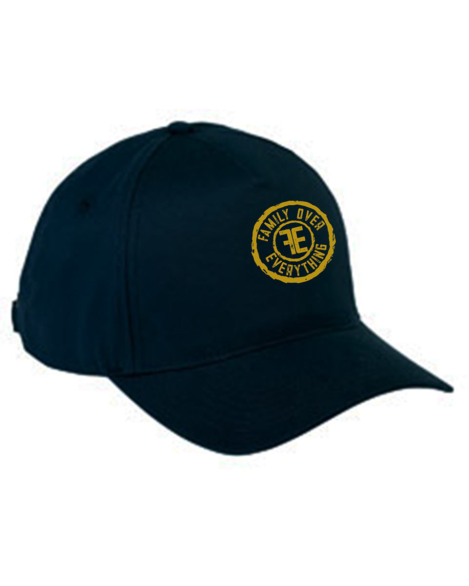 custom design of Big Accessories BX034 - 5-Panel Brushed Twill Cap