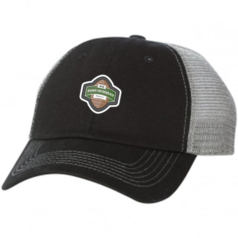 Sportsman 3100 - Contrast Stitch Mesh Cap