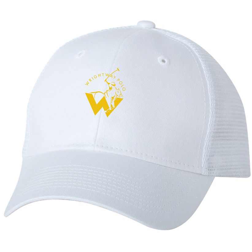 custom design of Valucap VC400 Trucker Cap