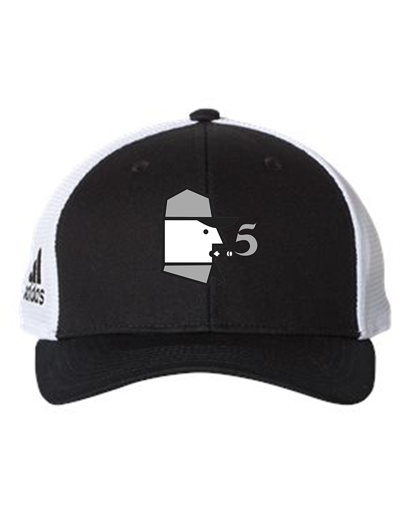 custom design of Adidas A627 - Mesh Colorblock Cap