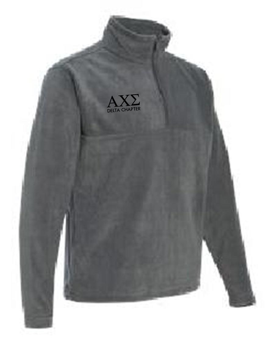 custom design of Colorado Clothing 9630 - Sport Fleece Quarter Zip Pullover