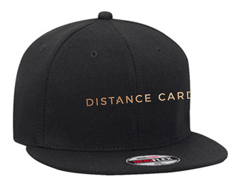 custom design of OTTO Flex stretchable wool blend flat visor solid color six panel pro style caps