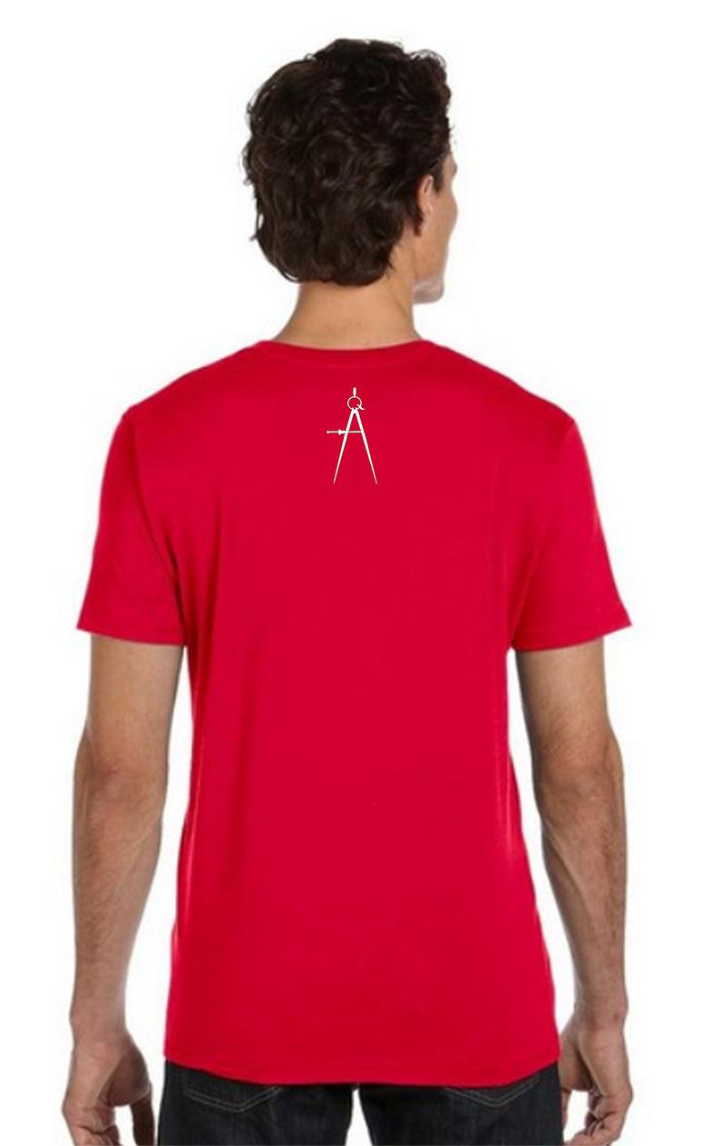 custom design of Alternative 6005 - Unisex Organic Crewneck T-Shirt
