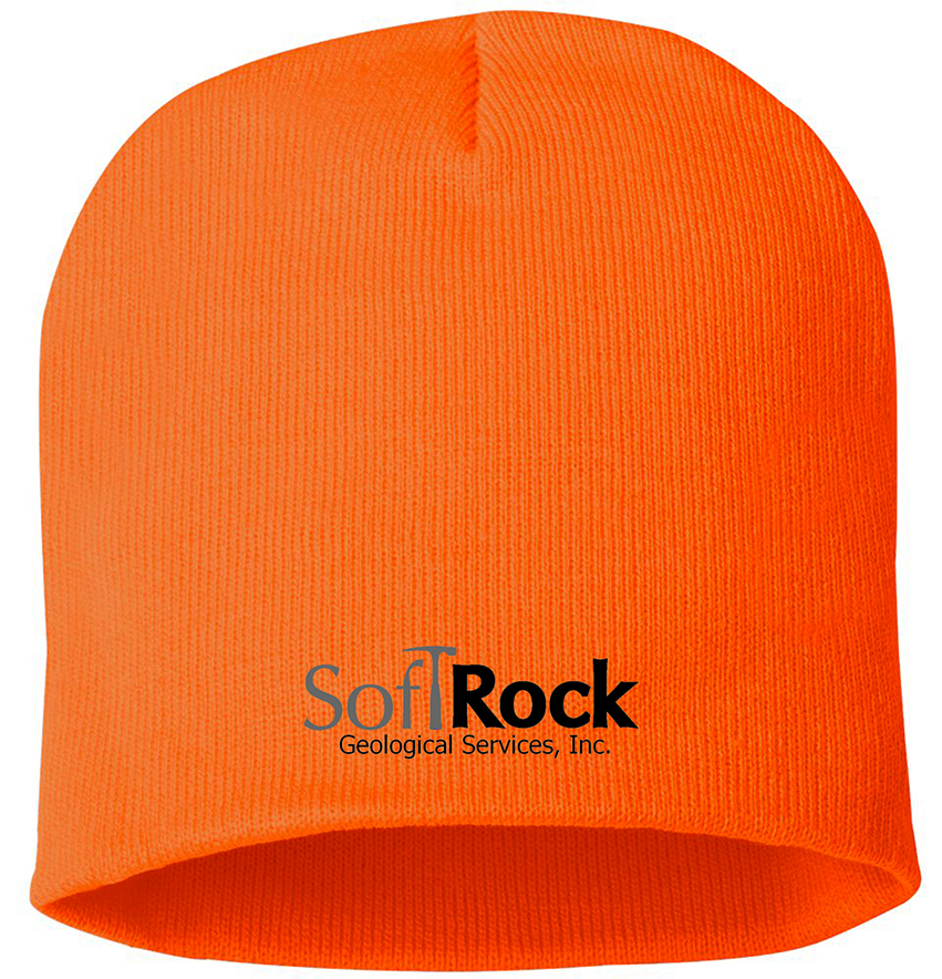 custom design of Sportsman Cap SP08 8  Knit Beanie