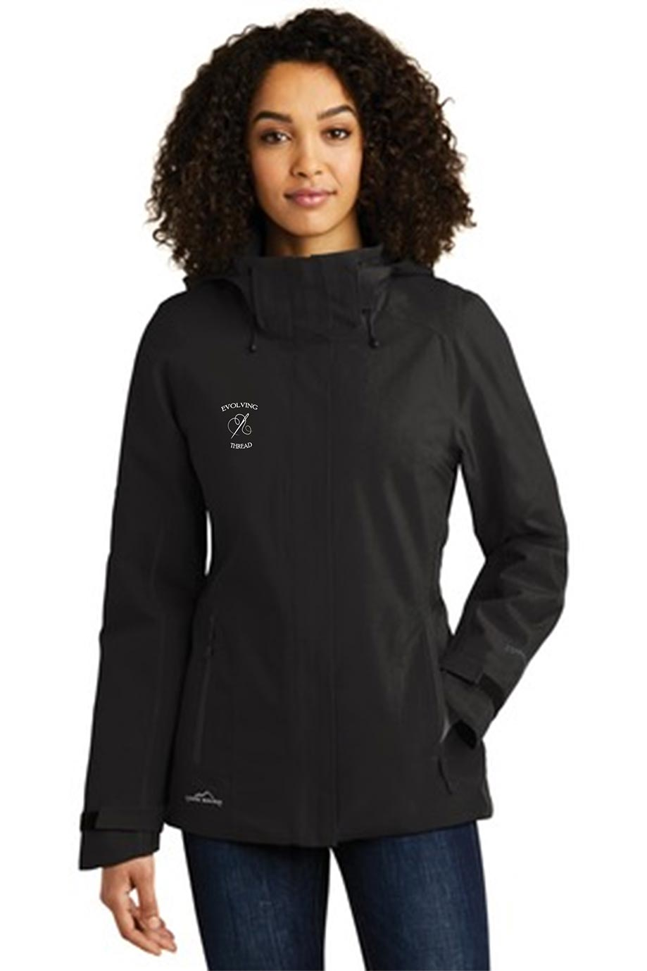 custom design of Eddie Bauer EB555 - Ladies WeatherEdge® Plus Insulated Jacket