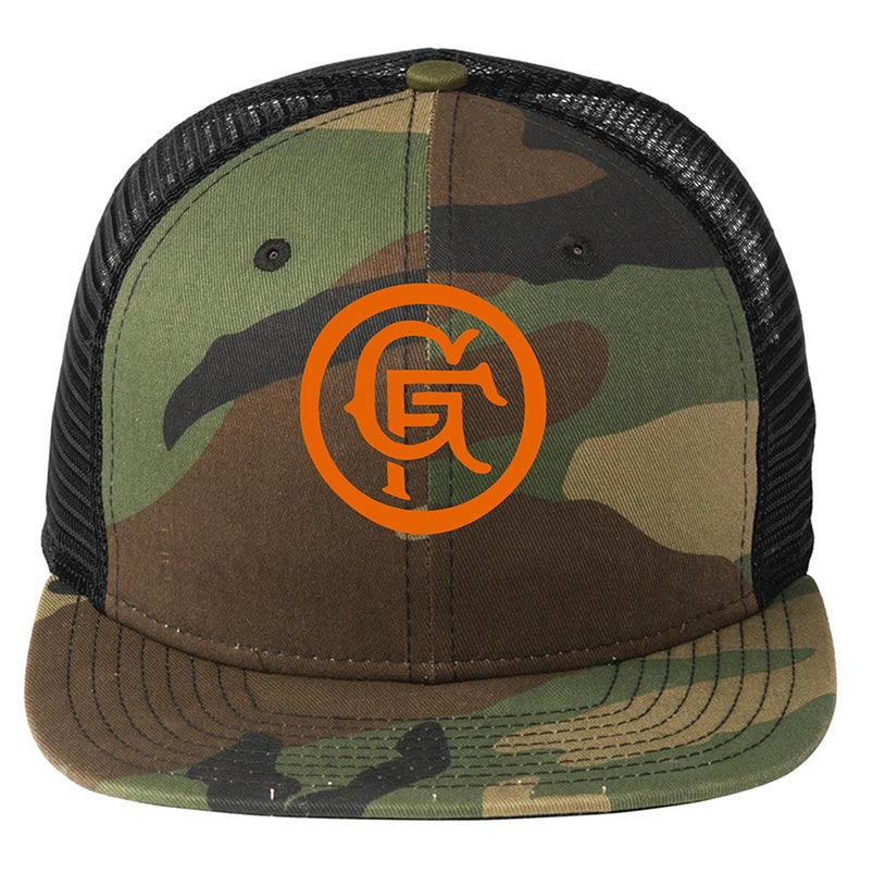 686369f737364 New Era NE403 - Original Fit Snapback Trucker Cap  11.68 - Headwear