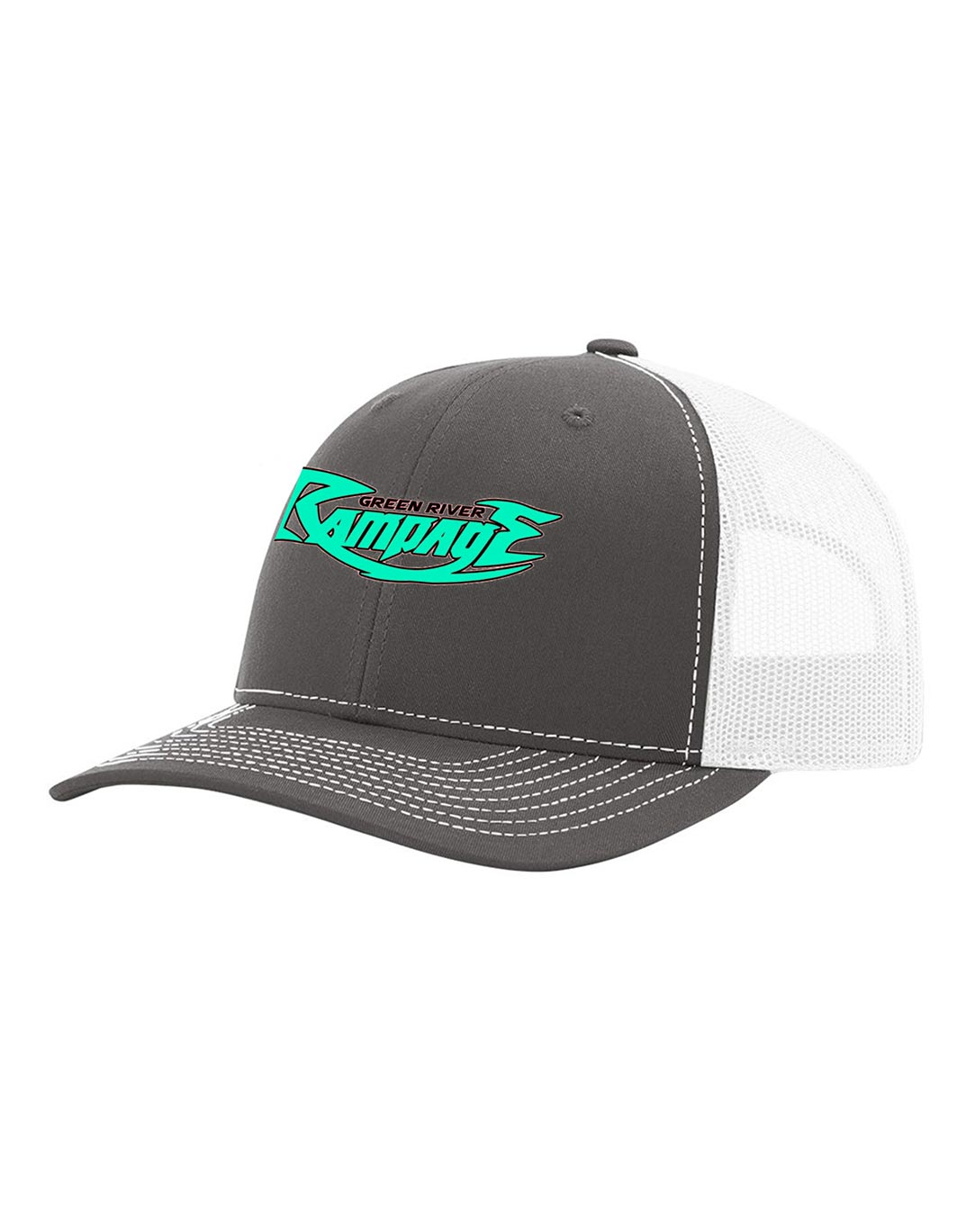 Richardson 112 - Trucker Snapback Cap