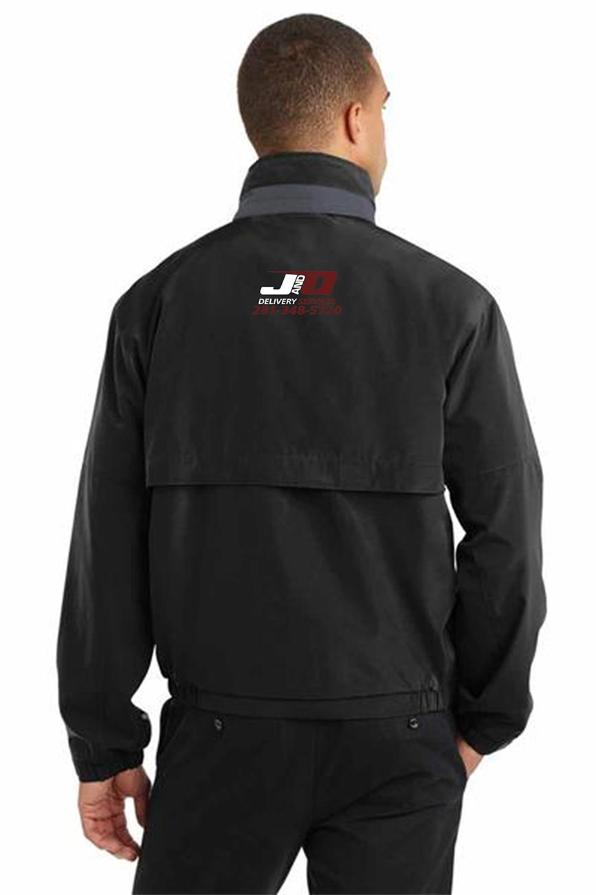 custom design of Port Authority® J764 Legacy™ Jacket