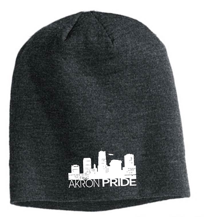 custom design of District DT618 Slouch Beanie