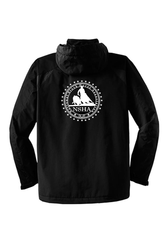custom design of Port Authority® L304 Ladies All-Season II Jacket