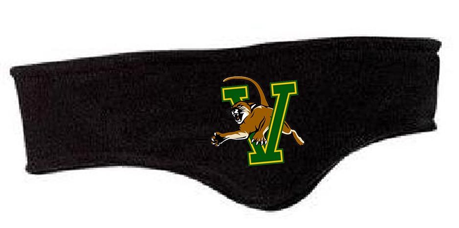 custom design of Port Authority C910 R-Tek Stretch Fleece Headband