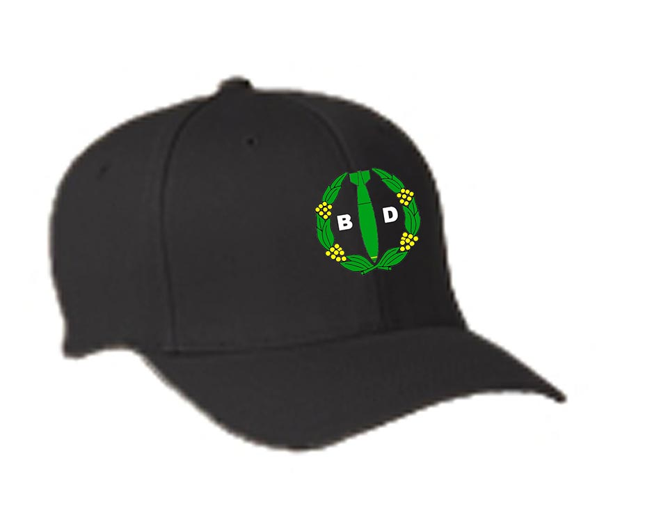 custom design of Flexfit 6277 - Adult Wooly 6-Panel Cap