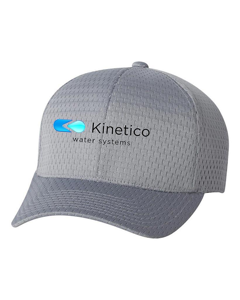 custom design of Flexfit 6777 Athletic Mesh Cap