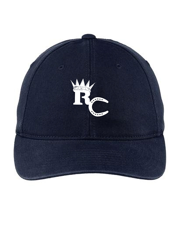 custom design of Port Authority® C809 Flexfit® Garment Washed Cap