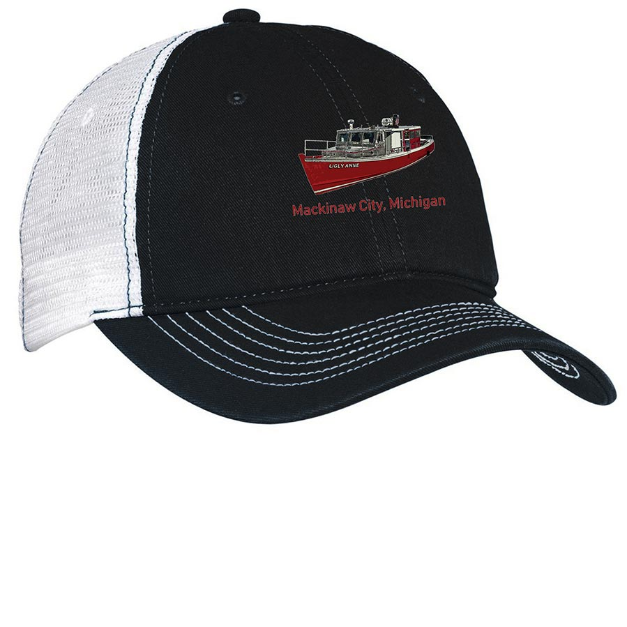 f00183bc9b0fd7 custom design of District® DT607 Mesh Back Cap