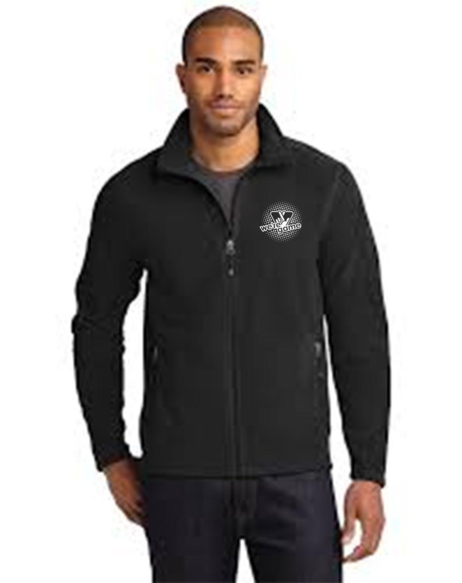 custom design of Eddie Bauer EB224 Full-Zip Microfleece Jacket