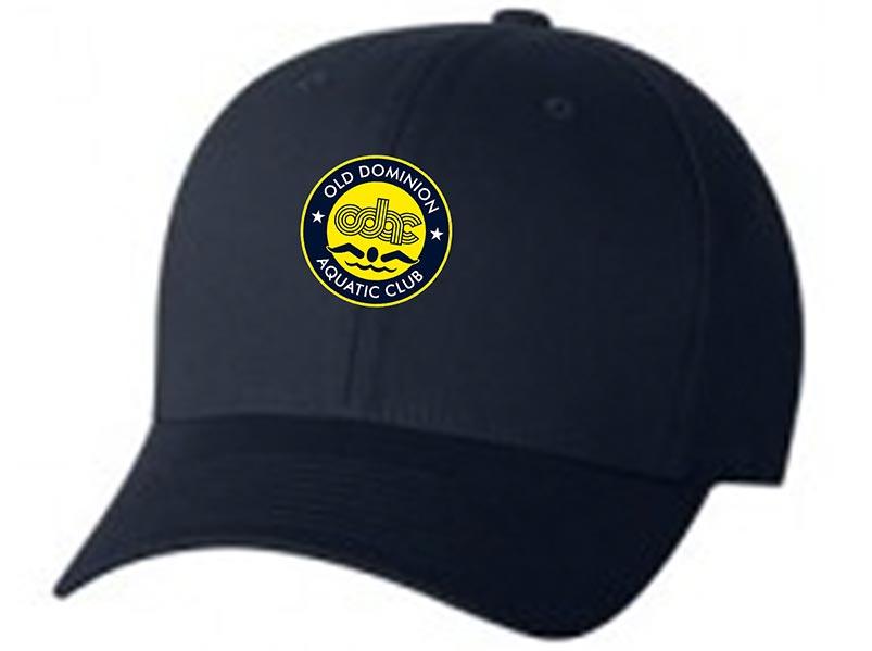 custom design of Flexfit 5001 V-Flex Twill Cap