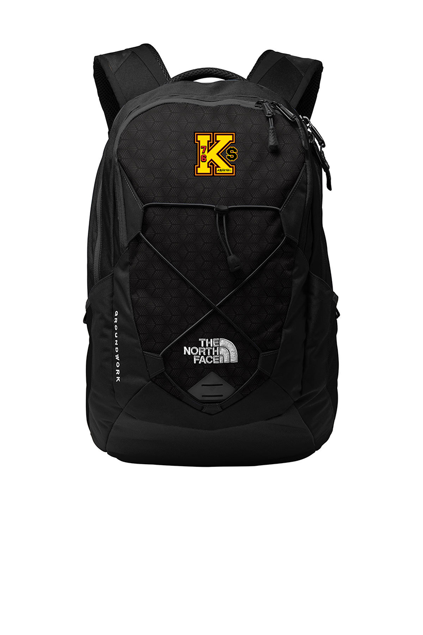 custom design of The North Face NF0A3KX6 - Groundwork Backpack