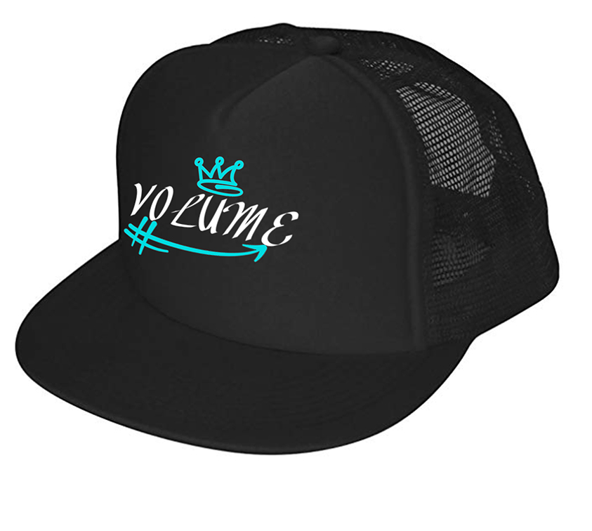 custom design of Big Accessories BX030 - 5-Panel Foam Front Trucker Cap