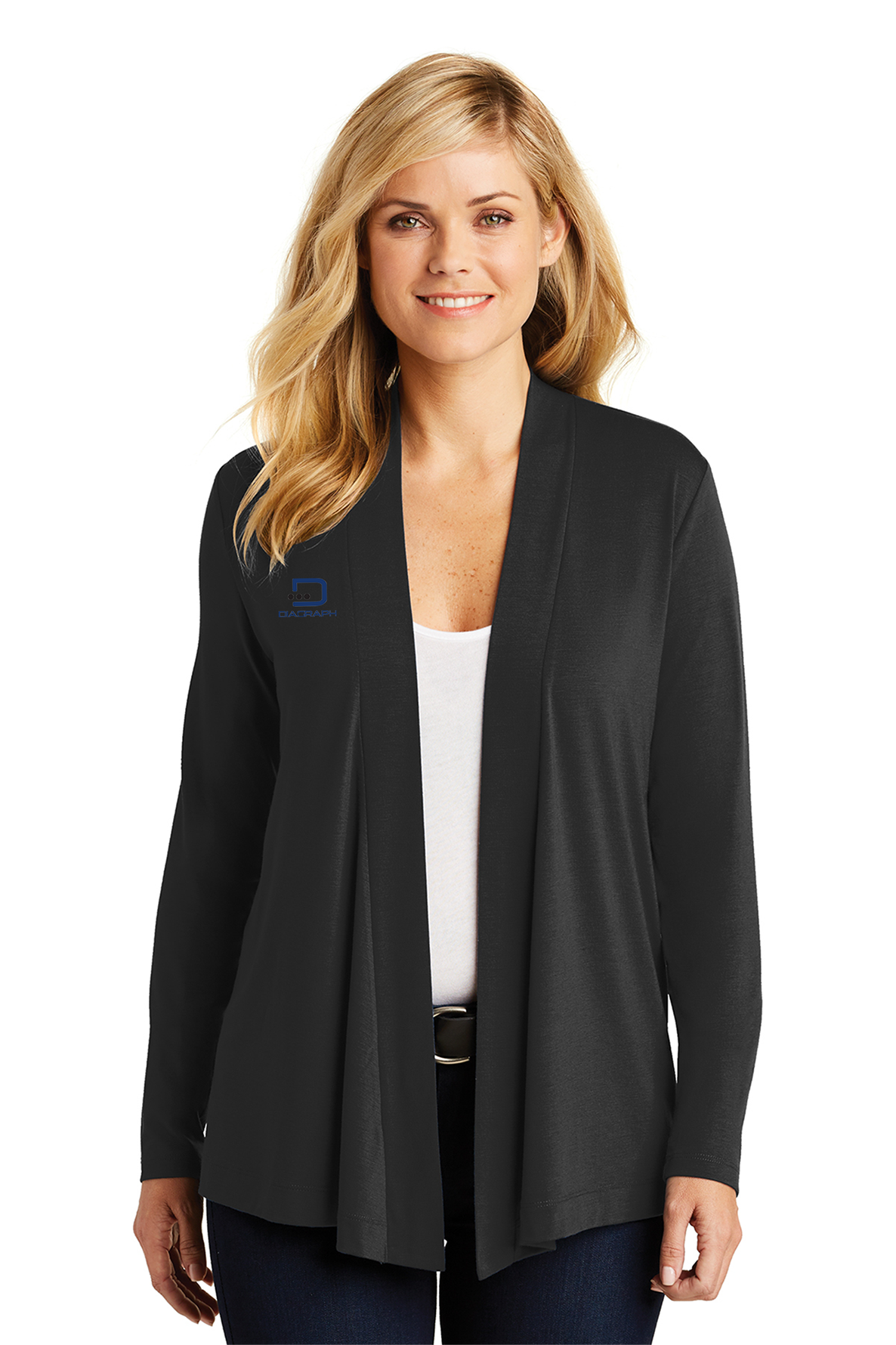 custom design of Port Authority L5430 - Ladies Concept Knit Cardigan