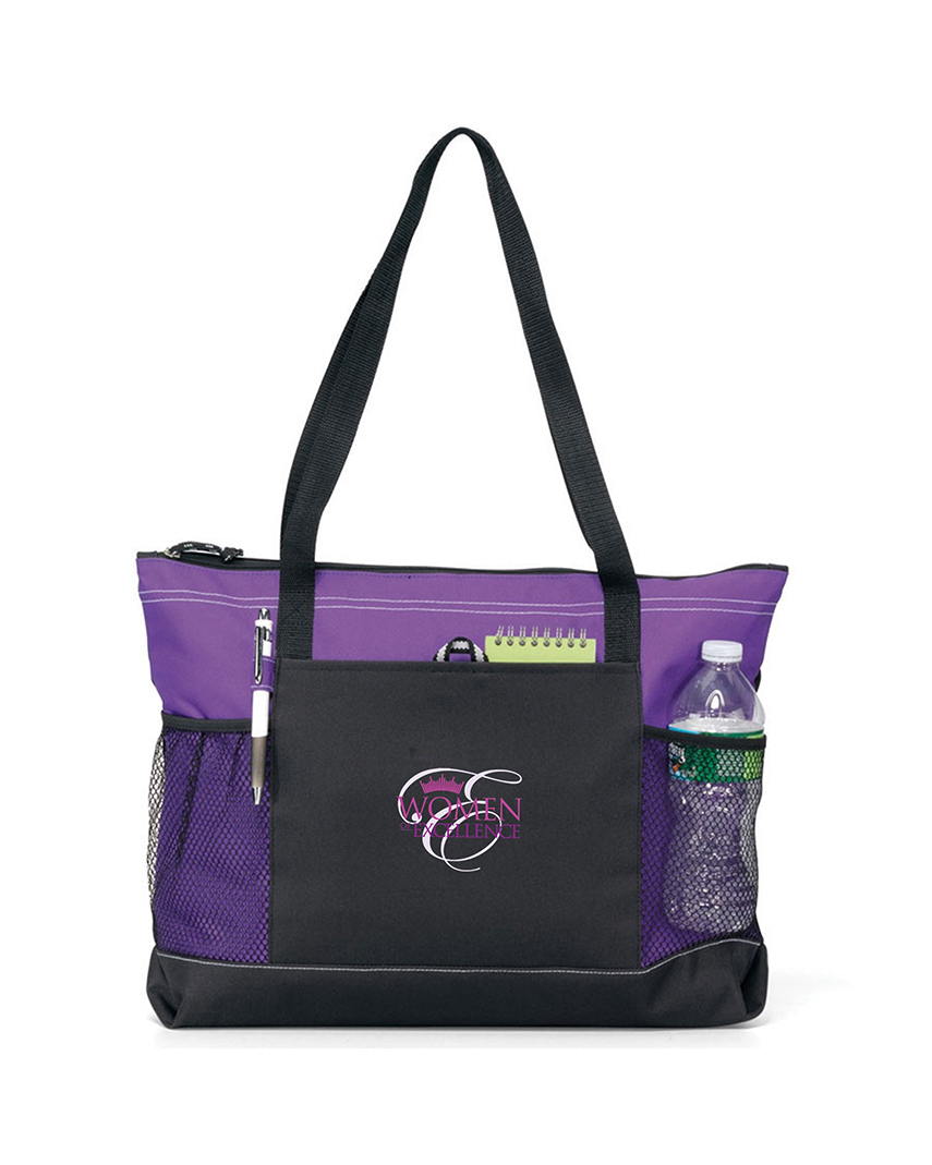 custom design of Gemline 1100 - Select Zippered Tote