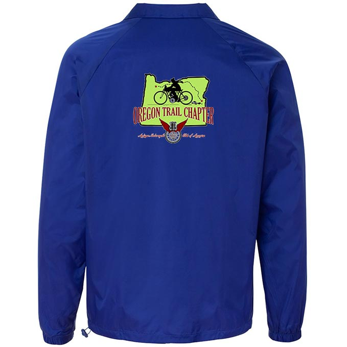 custom design of Rawlings 9718 - Nylon Coach's Jacket