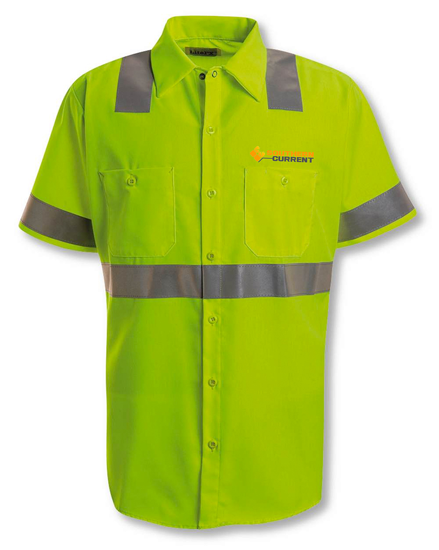 Custom Industrial Work Shirts – EDGE Engineering and