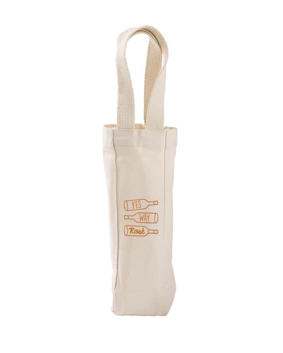 Liberty Bags Single Bottle Wine Tote - 1725