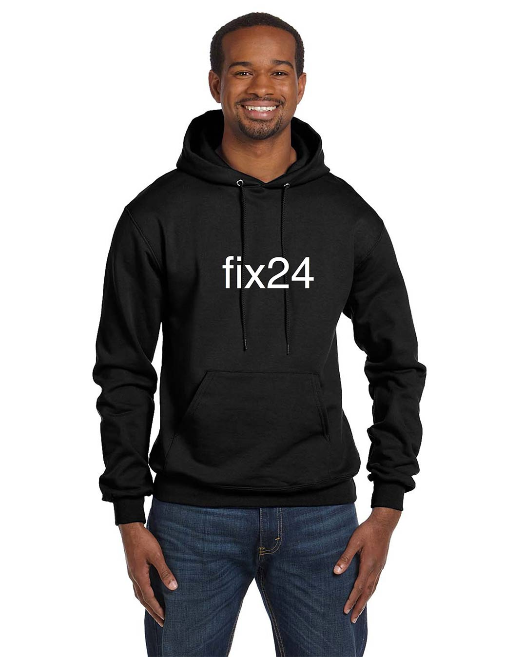 custom design of Champion S700 Double Dry Eco Hooded Sweatshirt